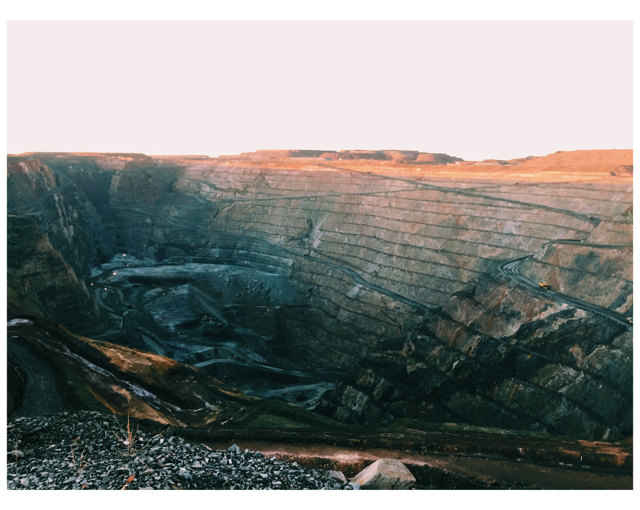 La miniera d'ORO.