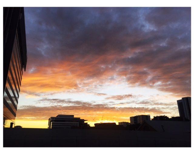 Buongiorno Brisbane.