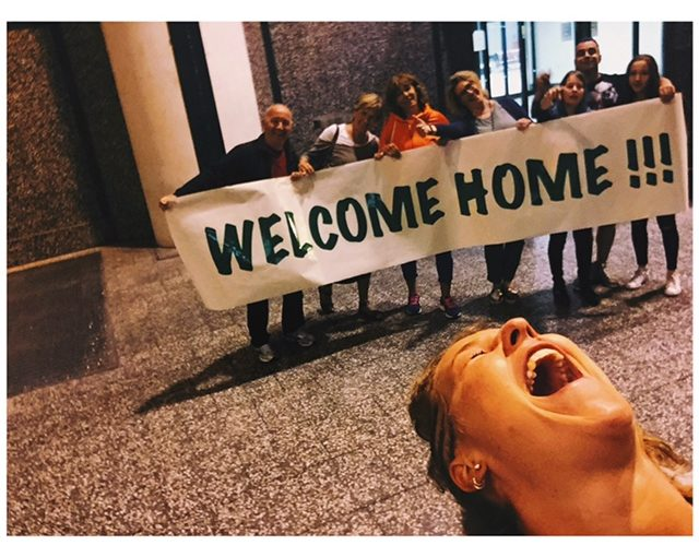 Welcome Home!!!